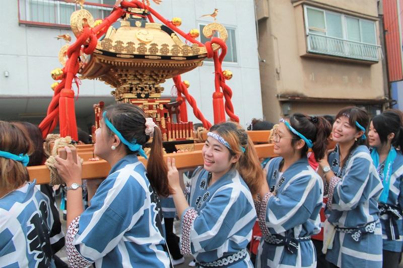 上田祇園祭(長野校)