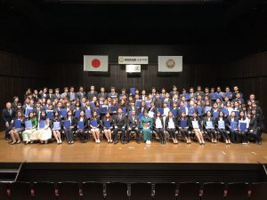 MANABI Japanese Language Institutes Graduation Ceremony(Nagano Campus)