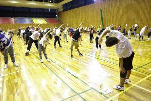 Sports day (Nagano Campus)