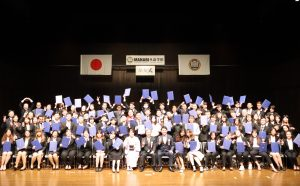 畢業禮(長野校)
